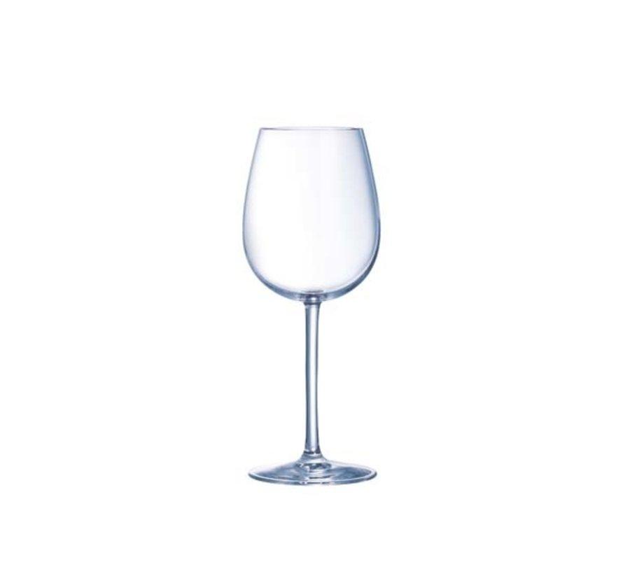 Chef & Sommelier Oenologue expert wijnglas 35cl, 6 maal 1 stuk