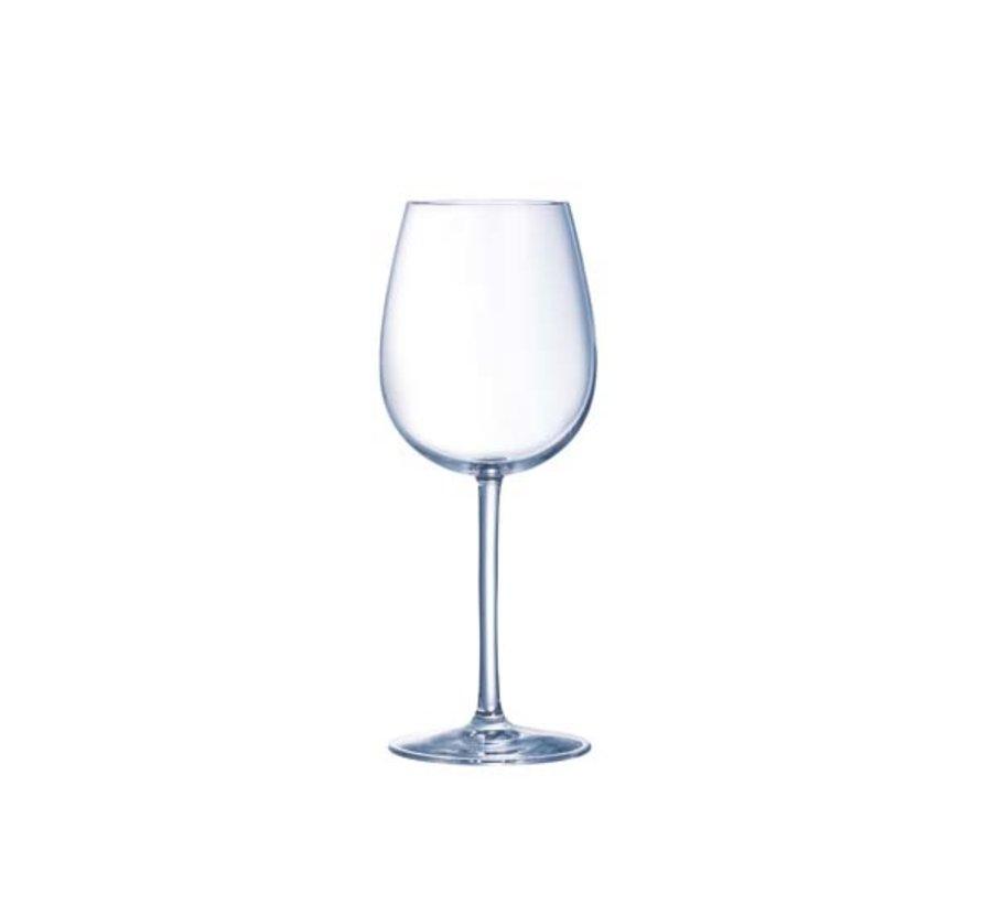 Chef & Sommelier Oenologue expert wijnglas 45cl, 6 maal 1 stuk