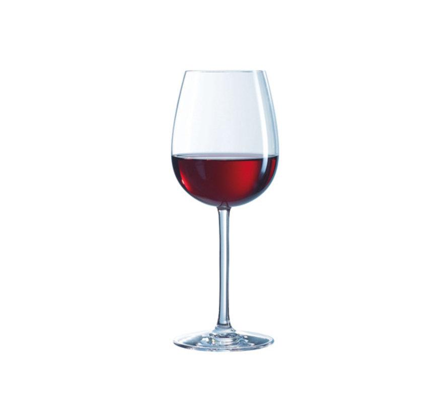 Chef & Sommelier Oenologue expert wijnglas 55cl, 6 maal 1 stuk