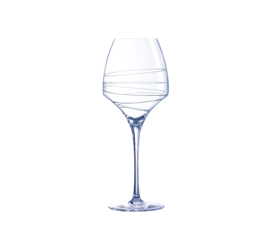 Chef & Sommelier Open up arabesque wijnglas kopting 40 cl, 4 maal 1 stuk