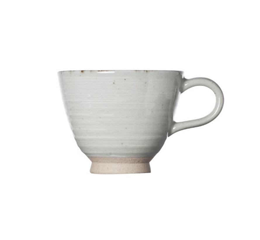 Cosy & Trendy Avalon koffiekop 8x7cm 150ml, 6 maal 1 stuk
