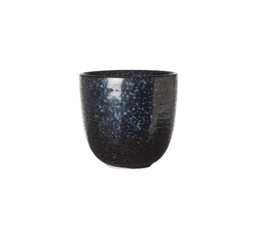 Cosy & Trendy Black yoru kop 8,5x8cm, 6 maal 1 stuk
