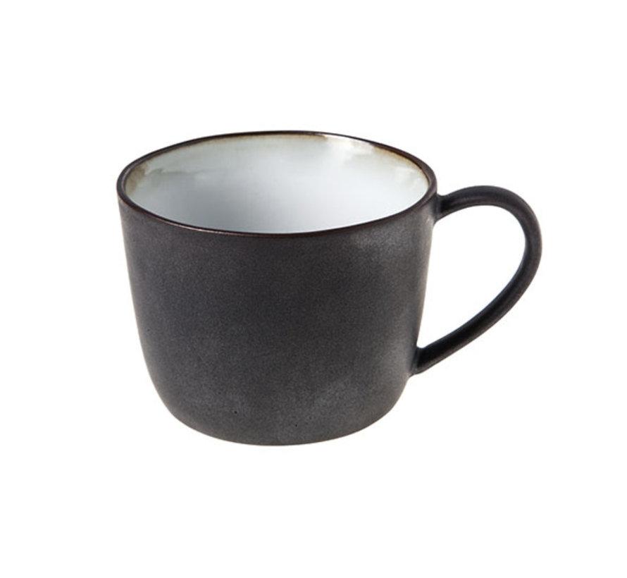 Cosy & Trendy Plato mat koffiekop 8x6,2cm - 19cl, 6 maal 1 stuk