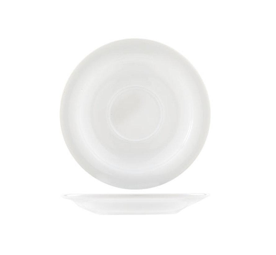 Arcoroc Restaurant uni schotel 14cm voor kop 19, 6 maal 1 stuk