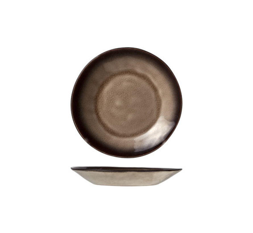 Cosy & Trendy Atilla schotel -bordje 15cm, 6 maal 1 stuk