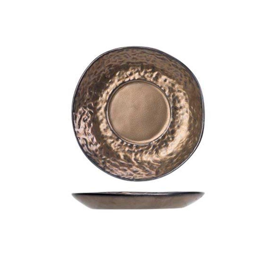 Cosy & Trendy Copernico koffie schotel 13,8cm, 6 maal 1 stuk