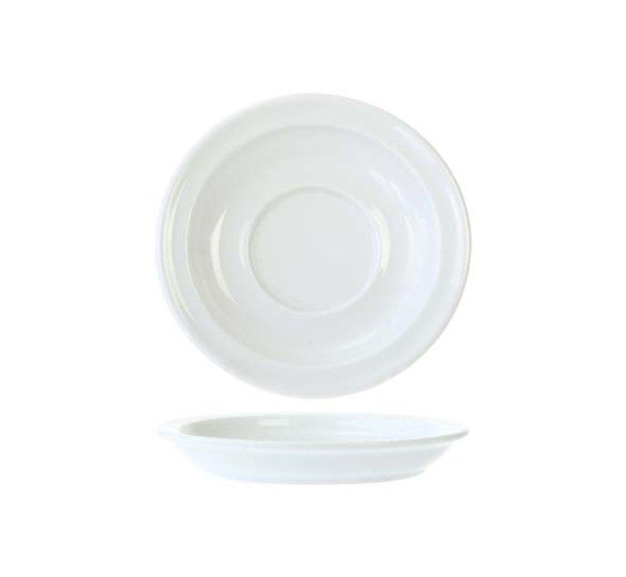 Cosy & Trendy Everyday witte schotel 14cm, 6 maal 1 stuk
