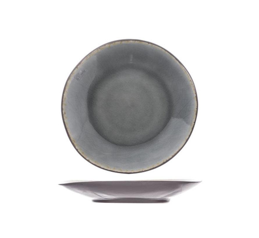 Cosy & Trendy Laguna blue-grey schaaltje-schotel 13,5, 6 maal 1 stuk