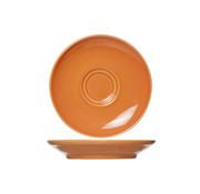 Cosy & Trendy Cosy & Trendy Barista oranje schotel 16cm, 12 maal 1 stuk