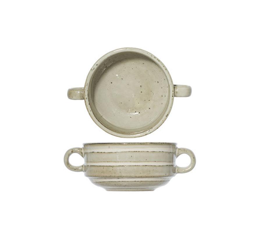 Cosy & Trendy Venezia tre soepkop 11,5x5,8cm 33cl, 6 maal 1 stuk