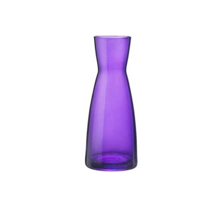 Bormioli Rocco Ypsilon karaf paars spray 0,5l, 6 maal 1 stuk