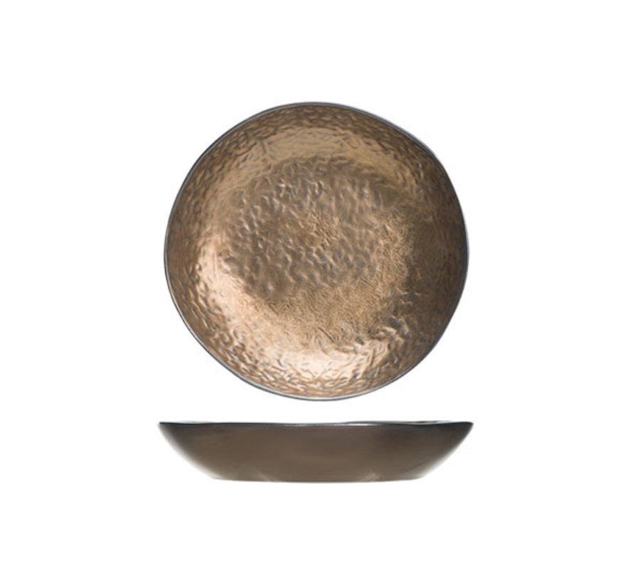 Cosy & Trendy Copernico diep bord d21,3xh3,9cm, 4 maal 1 stuk