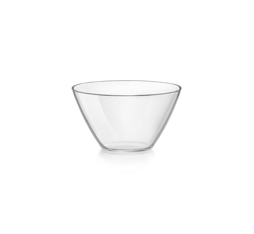 Bormioli Rocco Basic saladier glas 17cm 1,1l, 6 maal 1 stuk