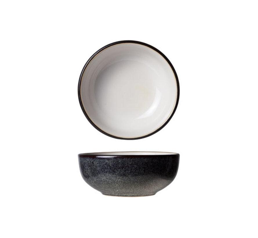 Cosy & Trendy Ciel blanc mini-kommetje d9xh3,8cm, 12 maal 1 stuk