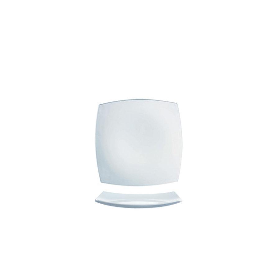 Arcoroc Delice dessert bord wit 19 cm**, 6 maal 1 stuk