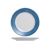 Arcoroc Arcoroc Brush bord jeansblauw 25cm, 6 stuks