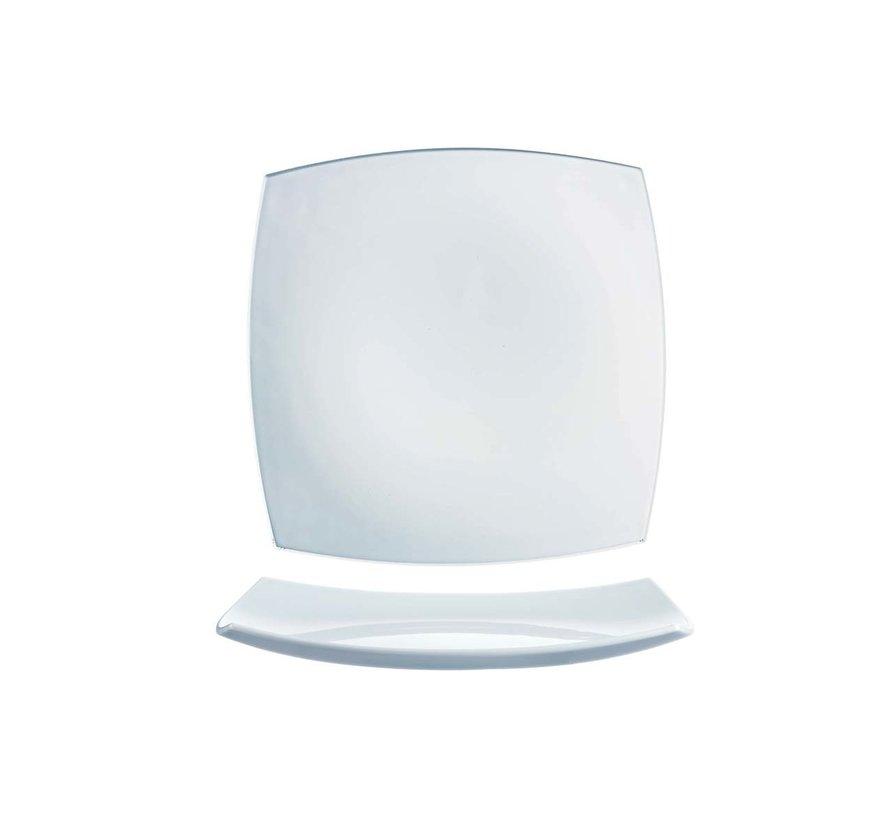 Arcoroc Delice plat bord wit 26cm vk horeca, 6 maal 1 stuk