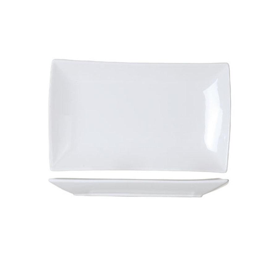 Cosy & Trendy Avantgarde bord rechth. 15x25cm, 6 maal 1 stuk