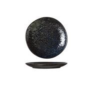 Cosy & Trendy Cosy & Trendy Black yoru bord 14cm, 6 maal 1 stuk