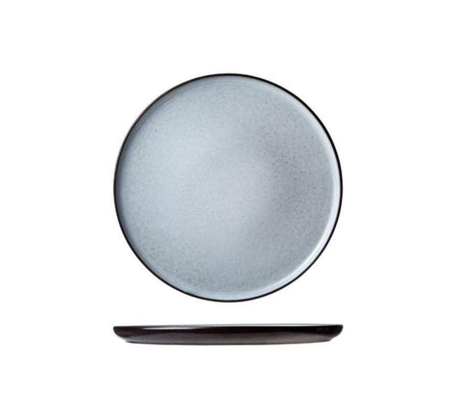 Cosy & Trendy Ciel bleu plat bord d27,5cm, 4 maal 1 stuk
