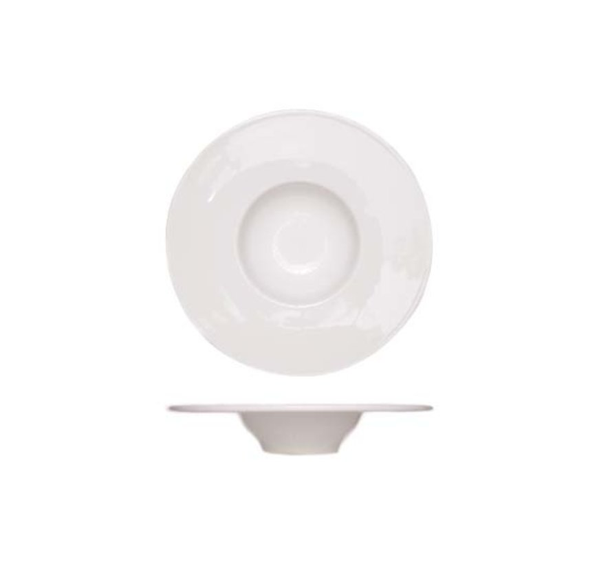 Cosy & Trendy Risotto bord wit 26cm, 6 maal 1 stuk