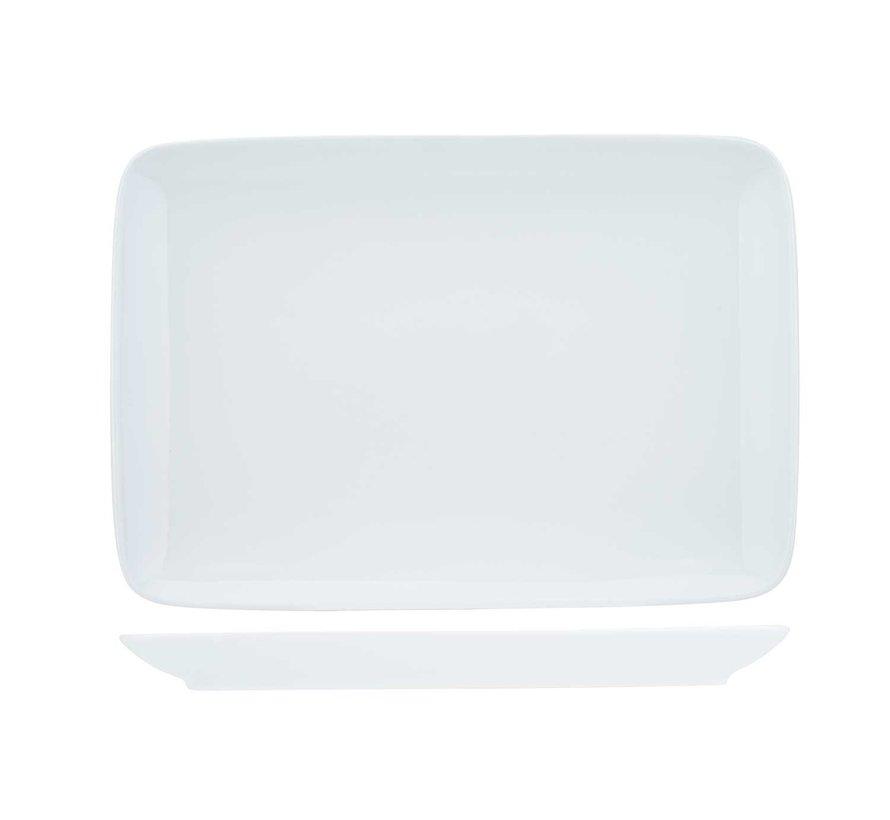 Cosy & Trendy Essentials bord 30,5x21cm, 4 maal 1 stuk