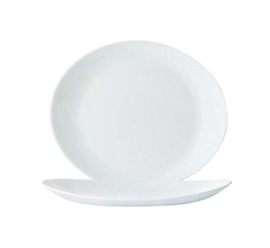 Arcoroc Restaurant uni steakbord horeca, 6 maal 1 stuk