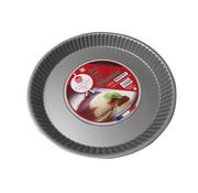 Overige merken Chambord taartvorm diameter 31cm grijs, 1 stuk