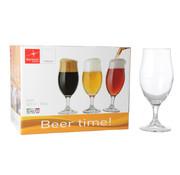 Bormioli Rocco Bormioli Rocco Executive beer time 53 cl s6, 6 stuks
