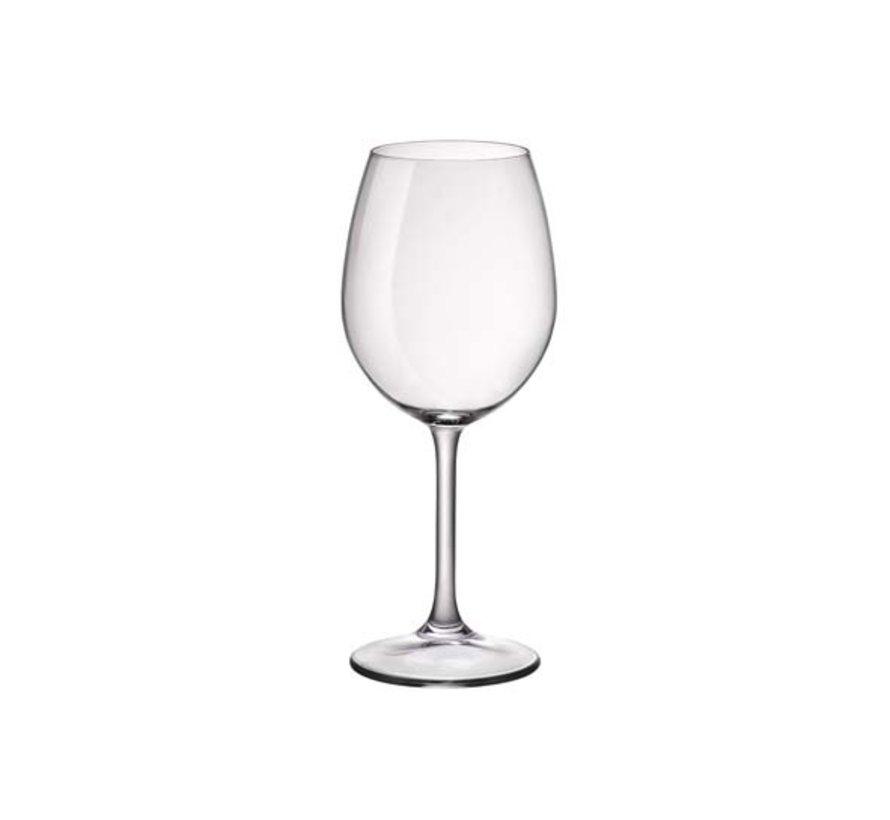 Bormioli Rocco Riserva wijnglas 37cl, 6 stuks