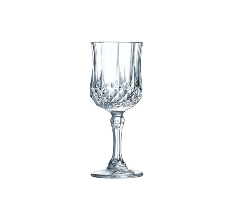 Eclat Longchamp wijnglas 17cl, 6 stuks