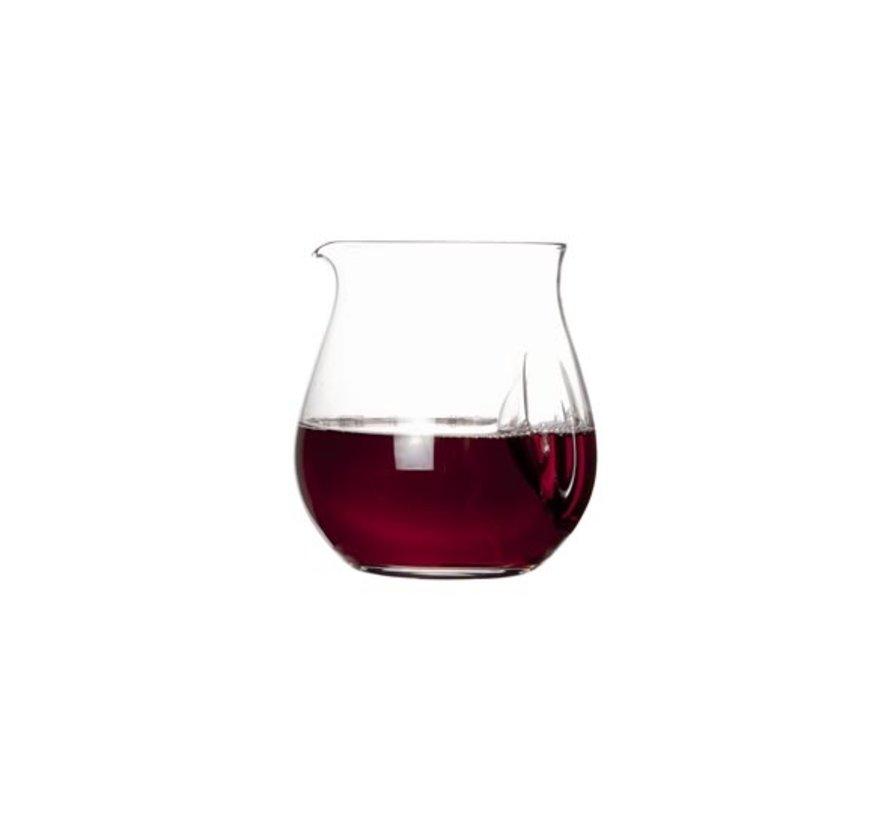 Cosy & Trendy Wijn karaf 1,4l d13,8x15cm, 1 stuk