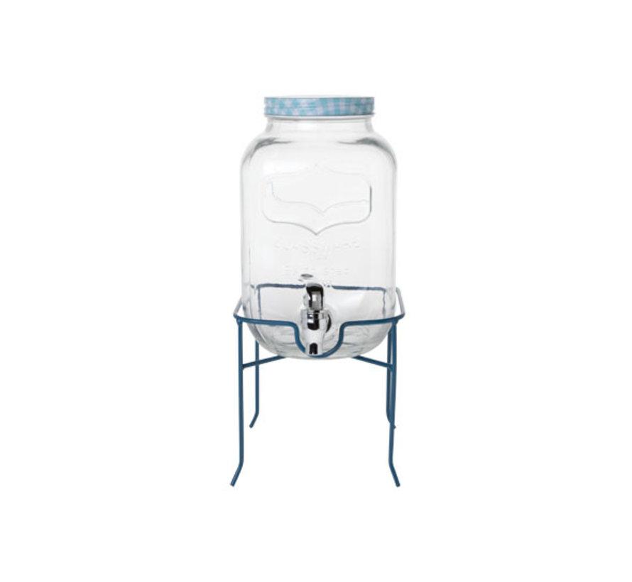 Cosy & Trendy Sapdispenser op voet 4,5 liter, 1 stuk