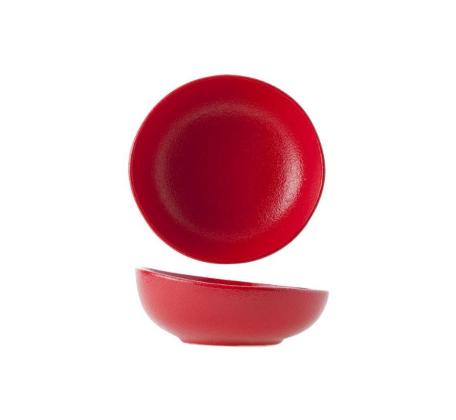 Cosy & Trendy Dazzle rode kommetje d14cm, 1 stuk