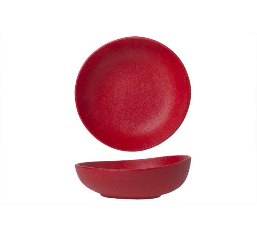 Cosy & Trendy Dazzle rode kommetje d18cm, 1 stuk