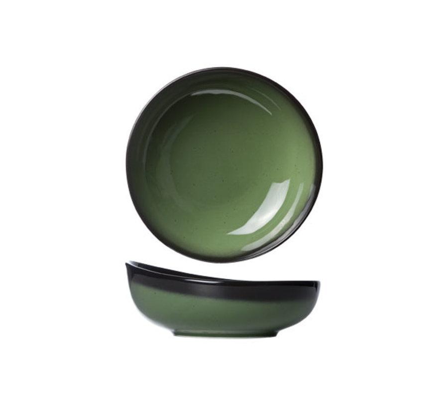 Cosy & Trendy Vigo emerald kommetje d21cm, 1 stuk