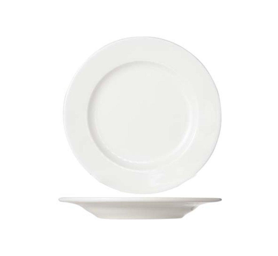 Cosy & Trendy Buffet rd dessertbord d21xh2cm, 1 stuk