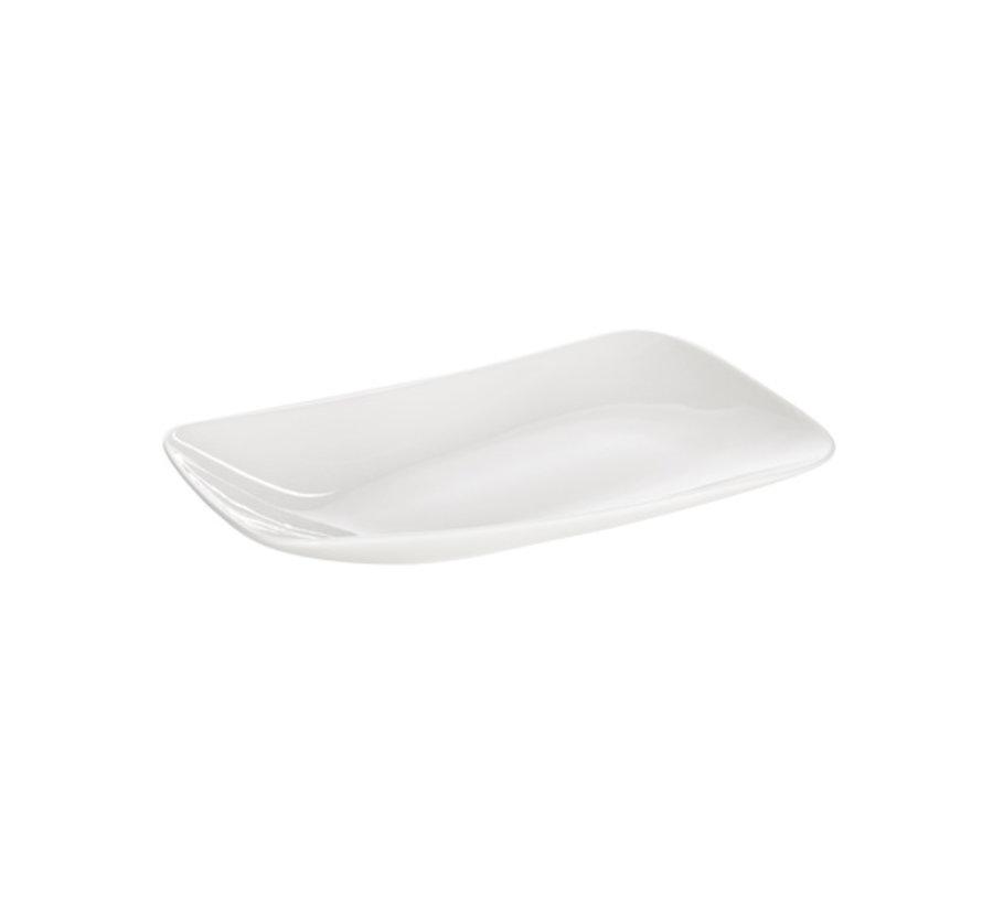 Cosy & Trendy Futuro dessertbord 24x13cm, 1 stuk