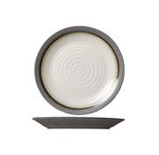 Cosy & Trendy Cosy & Trendy Stone plat bord rond 25,5cm, 1 stuk