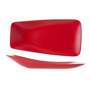 Cosy & Trendy Cosy & Trendy Dazzle rode bord 29x15,5cm, 1 stuk