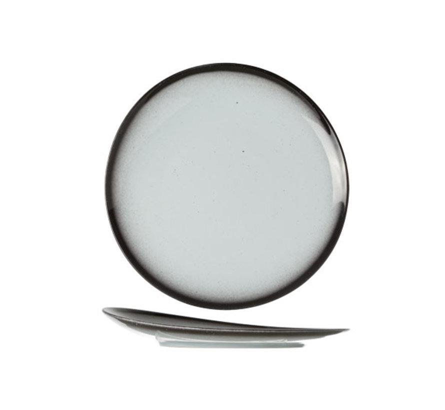 Cosy & Trendy Vigo shell plat bord rond 27cm, 1 stuk