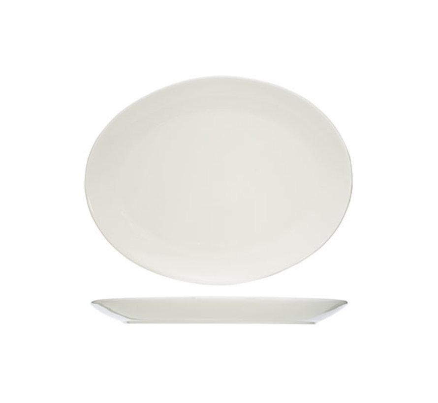 Cosy & Trendy Buffet bord ovaal 30,5cm, 1 stuk