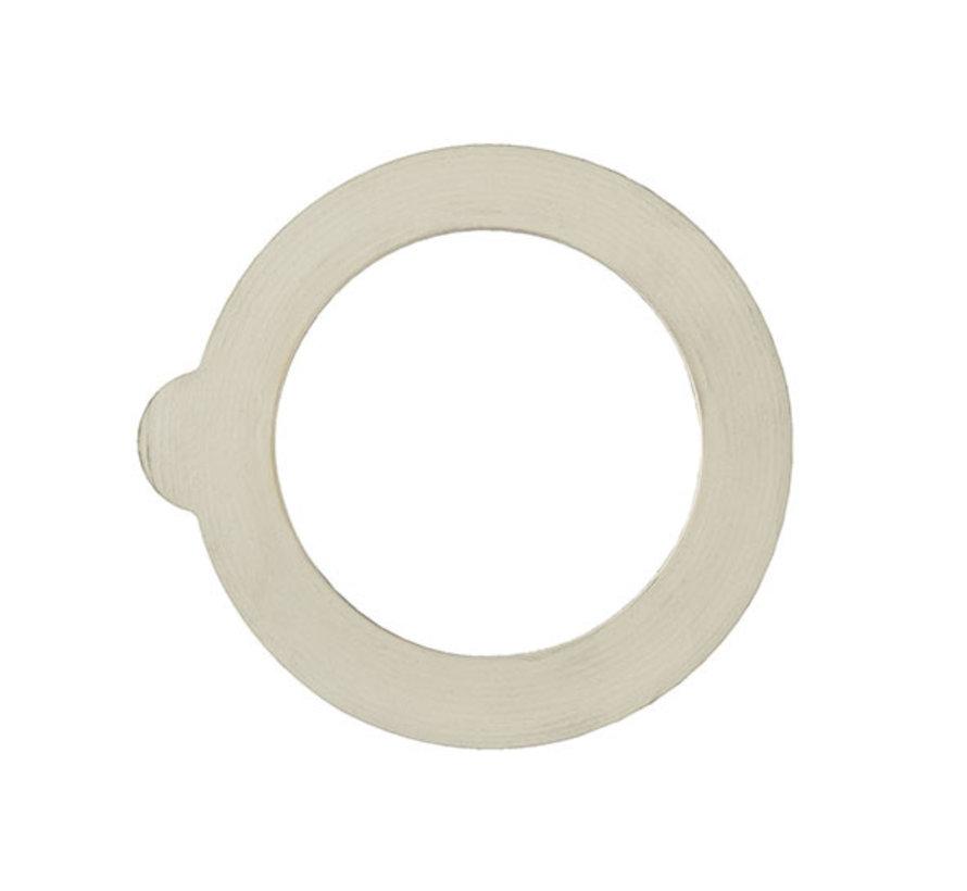 Bormioli Fido rubbers 80 mm, 6 stuks