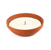 Cosy & Trendy Cosy & Trendy Mini party terracotta schaal 11h ivory, 1 stuk