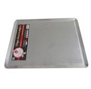 Overige merken Bakplaat geperforeerd aluminum 40x30cm, 1 stuk
