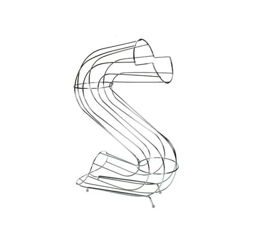Cosy & Trendy Sinaasappel-houder vorm s 12x35xh41cm wi, 1 stuk
