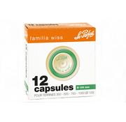 Overige merken Le Parfait Capsules d,100mm-set 12-le parf fam, 12 stuks