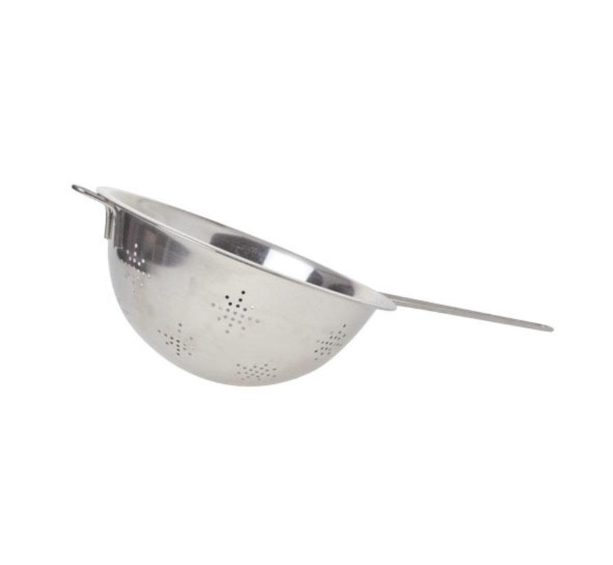 Cosy & Trendy Vergiet met steel 24cm h9cm rvs, 1 stuk