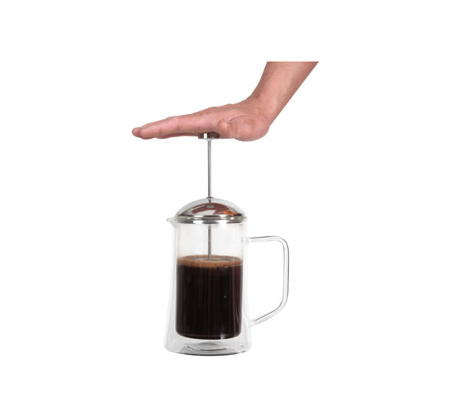 Cosy & Trendy Isolate koffiekan 1l d10,5xh23,5cm dubbel, 1 stuk