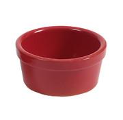 Overige merken Regas Ramekin rood d8xh4cm, 1 stuk
